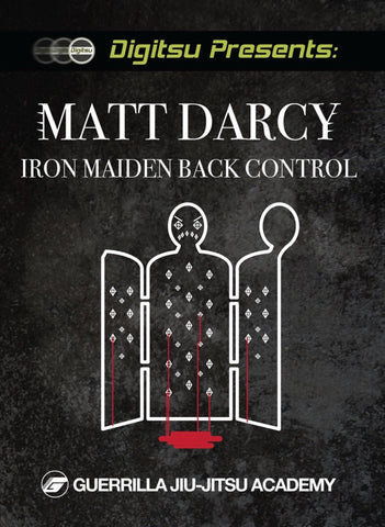 Iron Maiden Back Control DVD by Matt Darcy - Budovideos