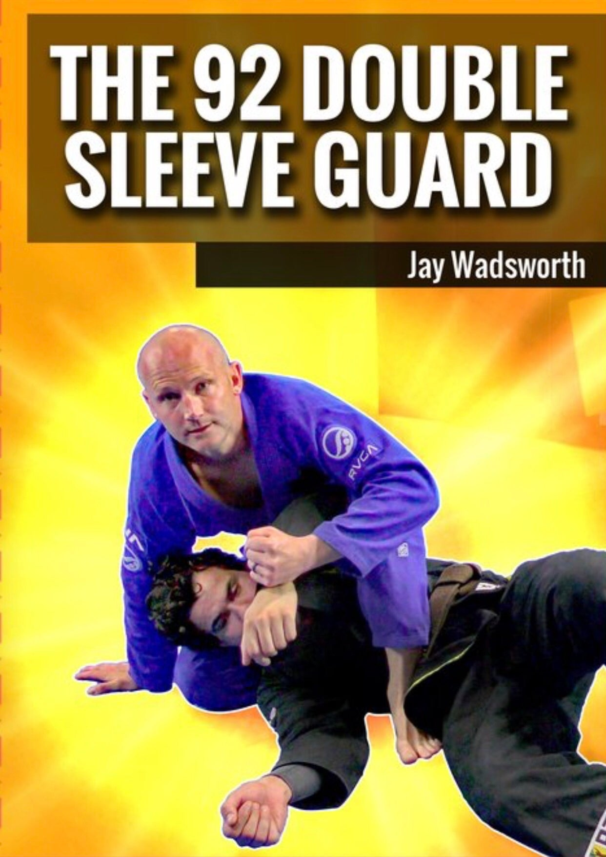 The 92 Double Sleeve Guard 2 DVD Set by Jay Wadsworth