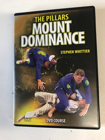 The Pillars of Mount Dominance 4 DVD Set by Stephen Whittier
