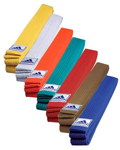 Adidas Colored Judo Belt