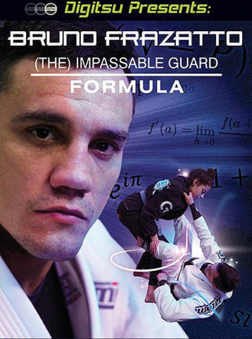 The Impassable Guard Formula BLURAY by Bruno Frazatto