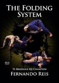 BJJ Folding System 4 DVD Set by Fernando Reis