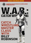 WAR Catch Wresting: Billy Robinson Complete 4 DVD Set - Budovideos