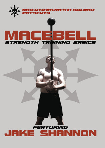 Macebell Strength Training Basics DVD with Jake Shannon - Budovideos