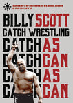 Catch-As-Catch-Can Wrestling DVD by Billy Scott - Budovideos