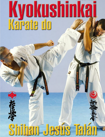 DVD cover kyokushinkai karate do by jesus talan 1