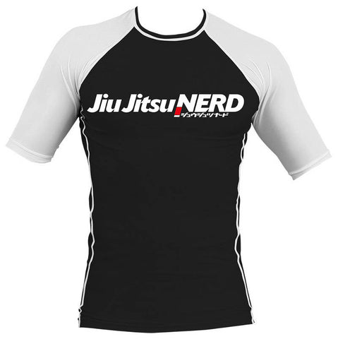 Jiu-Jitsu Nerd Rash Guard