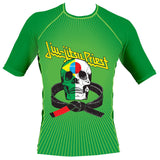 Jiu-Jitsu Priest Rash Guard - Budovideos