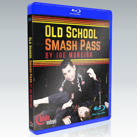 Old School Smash Pass Blu-ray by Joe Moreira