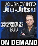 Journey into Jiu-Jitsu with Nic Gregoriades (On Demand) - Budovideos