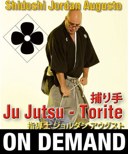 Ju-Jutsu Torite with Jordan Augusto (On Demand) - Budovideos