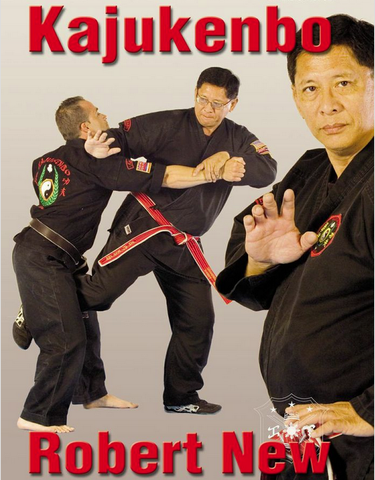 Kajukenbo Dirty Fighting DVD by Robert New - Budovideos Inc