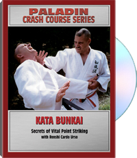 Kata Bunkai: Secrets of Vital Point Striking DVD 1