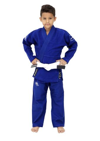 Vulkan Pro Evolution Kids Jiu Jitsu Gi - Blue