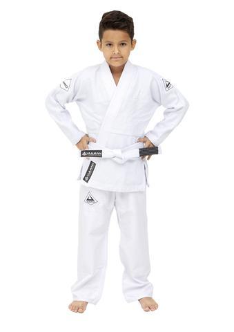 Vulkan Pro Evolution Kids Jiu Jitsu Gi - White