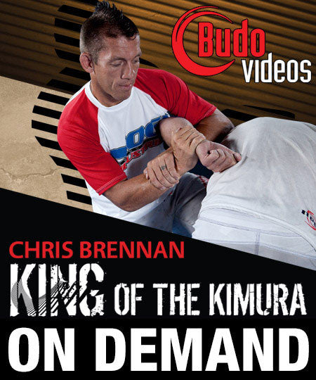 King of the Kimura with Chris Brennan (On Demand)