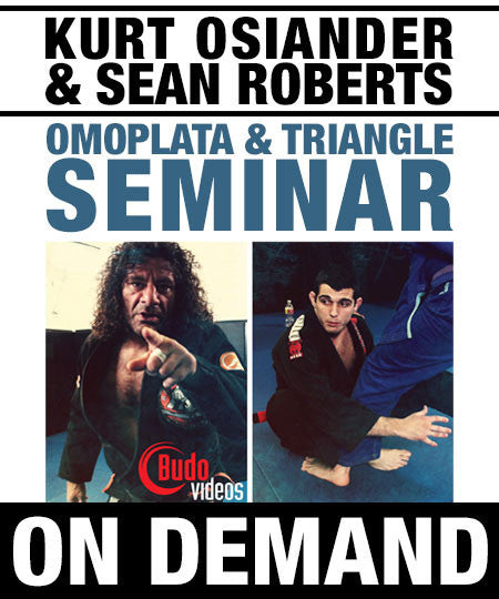 Kurt Osiander & Sean Roberts Seminar (On Demand)