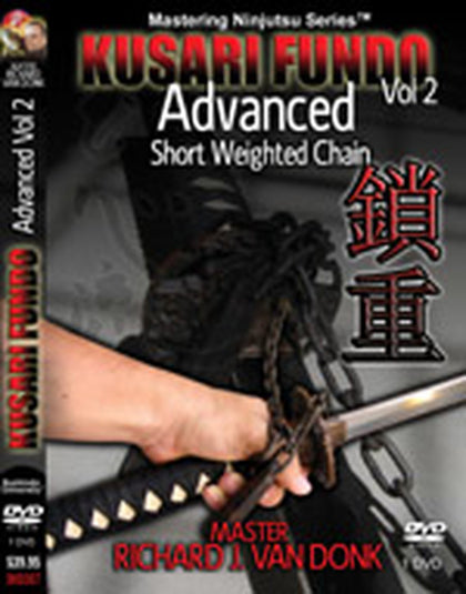 Advanced Kusari Fundo DVD by Richard Van Donk - Budovideos