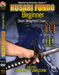 Beginner Kusari Fundo DVD by Richard Van Donk - Budovideos