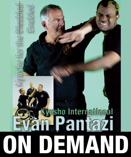 Kyusho for the Handicapped with Evan Pantazi (On Demand)