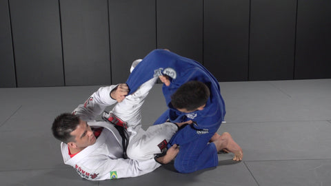 Spider Guard Langhi Technique 1 4