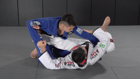 Spider Guard Langhi Technique 3 3