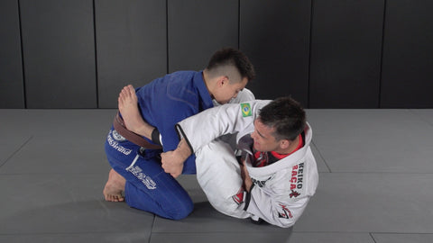 Spider Guard Langhi Technique 2 2