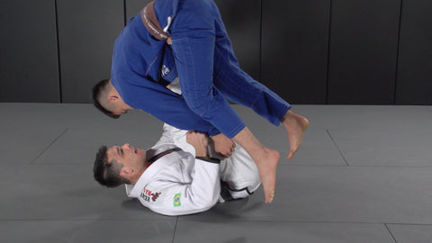 Spider Guard Langhi Technique 4 5