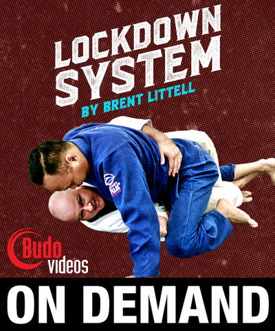 The Lockdown System by Brent Littell (On Demand) - Budovideos Inc