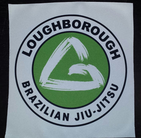Loughborough BJJ Custom Patch 7