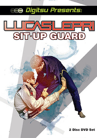 Sit Up Guard 2 DVD Set by Lucas Lepri