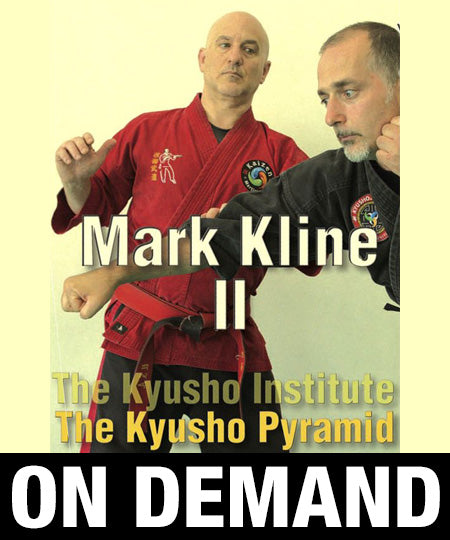 Kyusho Pyramid Vol 2 with Mark Kline (On Demand) - Budovideos