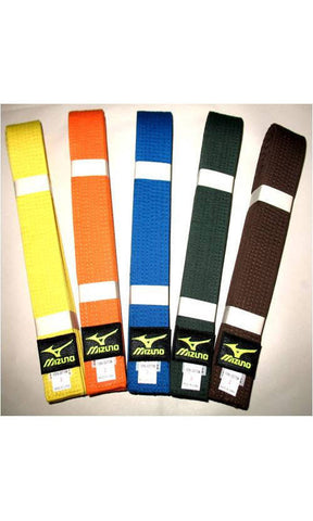 Mizuno Colored Belt - Budovideos