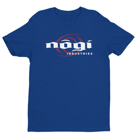 NoGi Industries Stripes Short Sleeve T-shirt - Budovideos