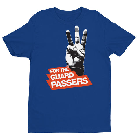 3 Points for the Guard Passers Short Sleeve T-shirt - Budovideos