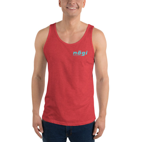 NoGi Industries 2020 Unisex Tank Top - Red - Budovideos