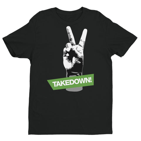 2 Points for the Takedown Short Sleeve Brazilian Jiu Jitsu T-shirt various colors