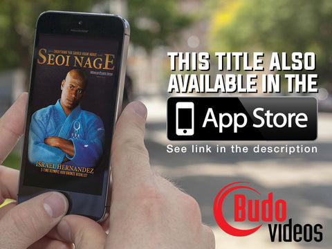 Everything You Should Know About Seoi Nage DVD with Israel Hernandez - Budovideos