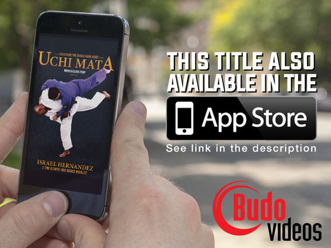 Everything You Should Know About Uchimata DVD by Israel Hernandez - Budovideos