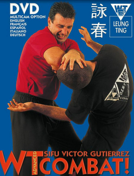 Wing Tsun Advanced Combat by Victor Gutierrez - Budovideos