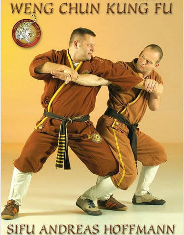 Weng Chun Kung Fu DVD by Andreas Hoffmann - Budovideos