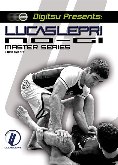 No-Gi Master Series DVD Set by Lucas Lepri 1