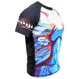 Breathe Rashguard by Nogi Industries (Artist Series) - Budovideos