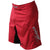 Phantom 3.0 Fight Shorts - Candy Apple Red by Nogi Industries - MADE IN USA - Limited Edition