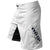 Phantom 3.0 Fight Shorts - Arctic White by Nogi Industries - MADE IN USA - Limited Edition