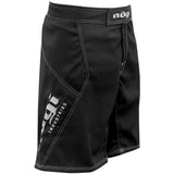 Phantom 3.0 Fight Shorts - Black by Nogi Industries Made in the USA - Right View
