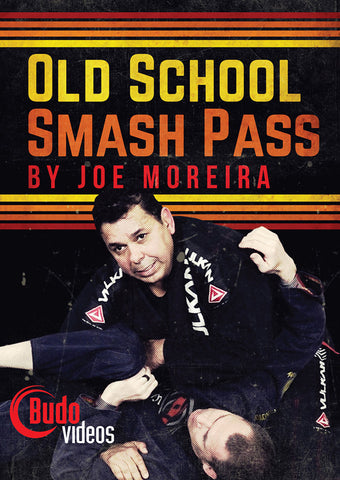 Old School Smash Pass DVD by Joe Moreira - Budovideos