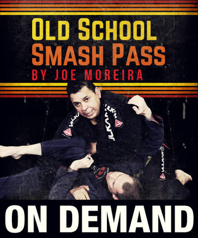 Old School Smash Pass by Joe Moreira (On Demand) - Budovideos