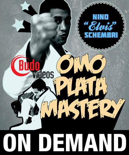 Omo Plata Mastery Seminar Video by Nino Schembri (On Demand)