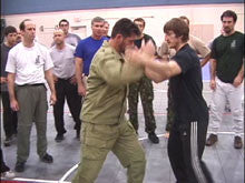 Contact, Impact and Control DVD by Vladimir Vasiliev 3